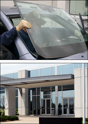 Glass Company - Long Island, NY - Glass Express - windshield replacement, commercial glass