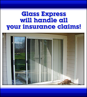 Exterior Glass Doors - Long Island, NY - Glass Express - Glass Express will handle all your insurance claims!