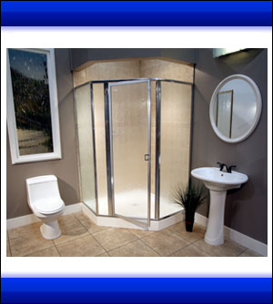 Bathroom Mirrors - Long Island, NY - Glass Express - Glass Express will handle all your insurance claims!