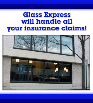 Commercial Windows - Long Island, NY - Glass Express - Glass Express will handle all your insurance claims!